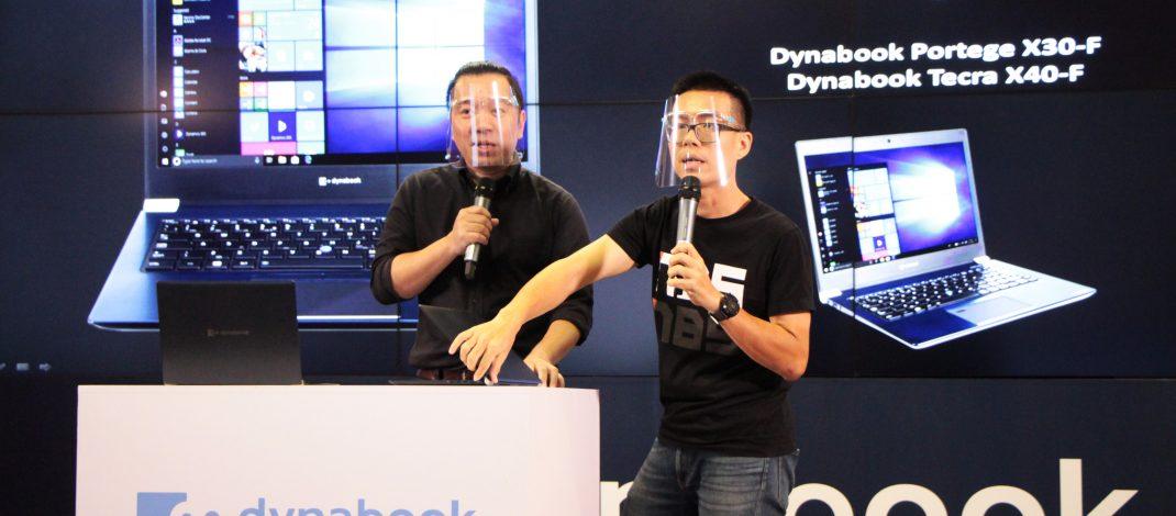 ชาร์ป เปิดตัว Dynabook โน้ตบุ๊กรุ่นใหม่สัญชาติญี่ปุ่น สู่ที่สุดแห่งประสบการณ์ในการทำงานของผู้ใช้ ด้วยประสิทธิภาพการทำงานและความทนทานขั้นสุด!