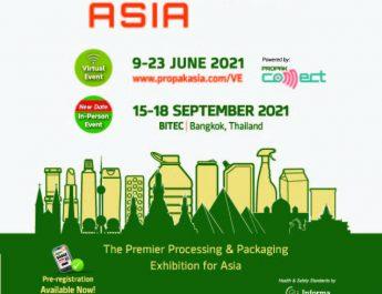 อินฟอร์มา มาร์เก็ตส์ เปิด ProPak Asia 2021 Virtual Event ศูนย์กลางเชื่อมโยงธุรกิจสายการผลิตและบรรจุภัณฑ์